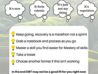 Why DBT is so damn hard!