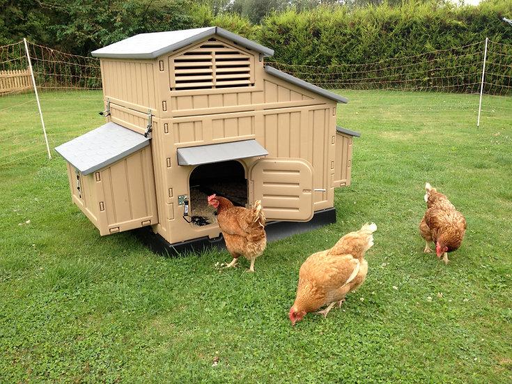 Large 'Snaplock' Chicken Coop