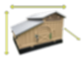 plastic poultry house