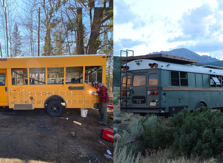 Should you start a Short or Big Bus Conversion?