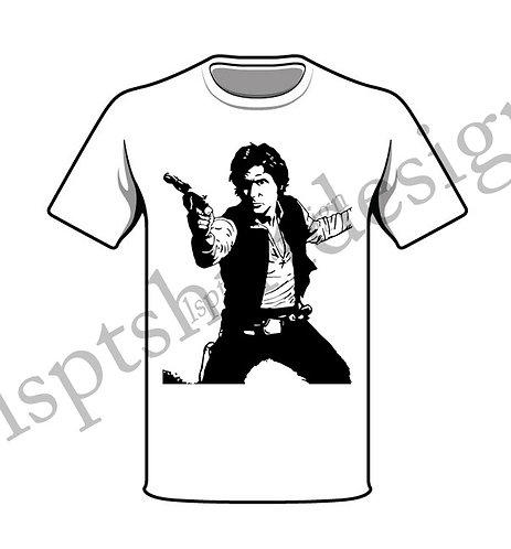 Star Wars Han Solo T-Shirt