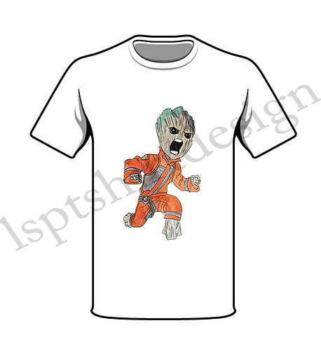 Guardians of the Galaxy Groot T-Shirt