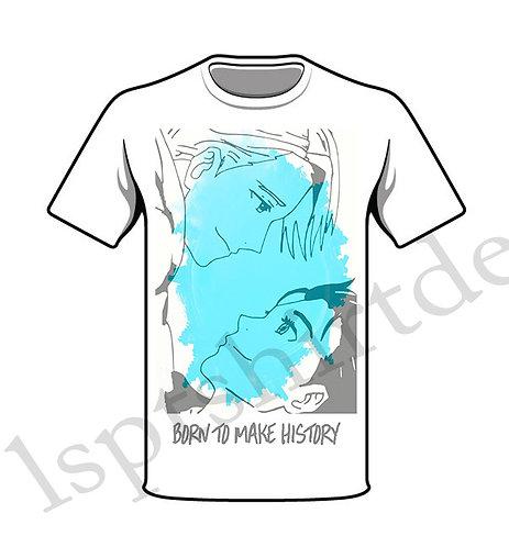 Yuri On Ice: 'Born To Make History' T-Shirt