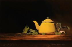 The Yellow Tea Pot