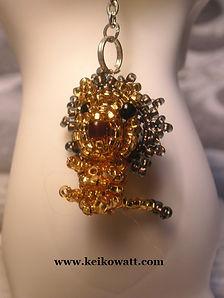 Golden Fairy 444 bead Lion