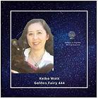 HMPF Vendor Spotlight Keiko Watt Golden Fairy 444