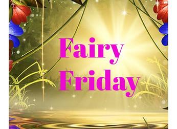 ~ Fairy Friday ~ Soul Level Animal Communication mini-reading