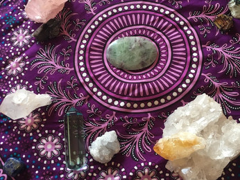 Ask your crystals