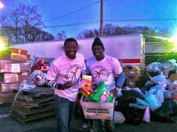 Donating Supplies to Sandy Relief; Staten Island and Rockaways..jpg