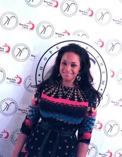 Grammy nominated Maiysha,