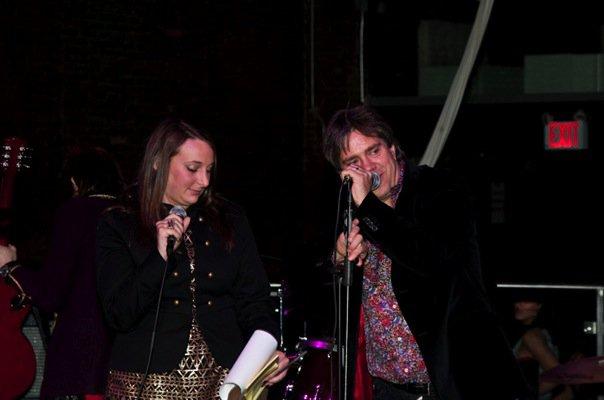 Andrea Buteau & Andy Hilfiger