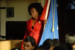 Mrs Lude Miche (Principal)