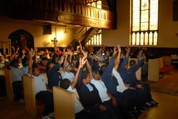 Motivational Speech @ Hebron School