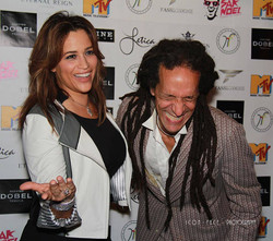Fashion For Charity Baron Perez