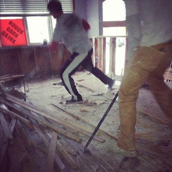 Sandy Relief Demolition