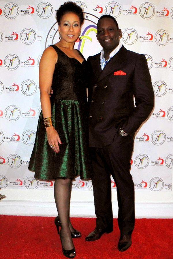 Tamara Tunie & Mike Jean