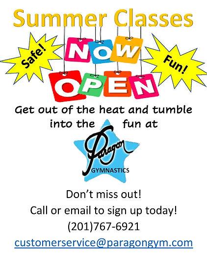 Summer Classes Now Open.jpg