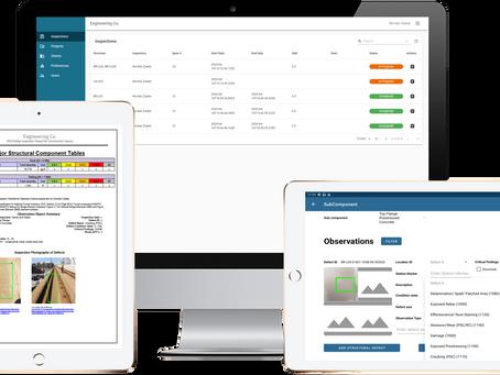 Data Recon - Bridge Inspection Software.