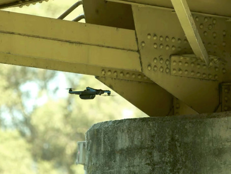 North Carolina DOT gets Waiver to Fly Drones Beyond Visual Line of Sight for Bridge Inspections