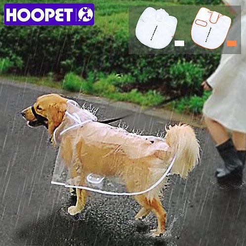 HOOPET Dog Raincoat