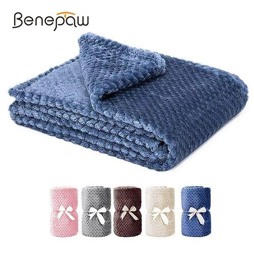 Benepaw All-Season Fluffy Pet Blanket