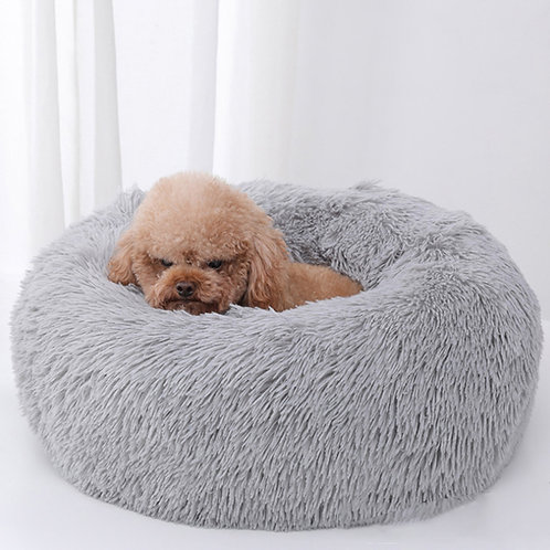 Luxury Soft Plush Pet Bed