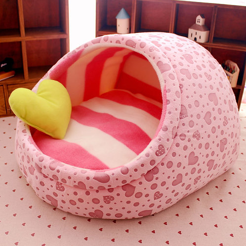 Washable Kennel Bed House for Dog/Cat