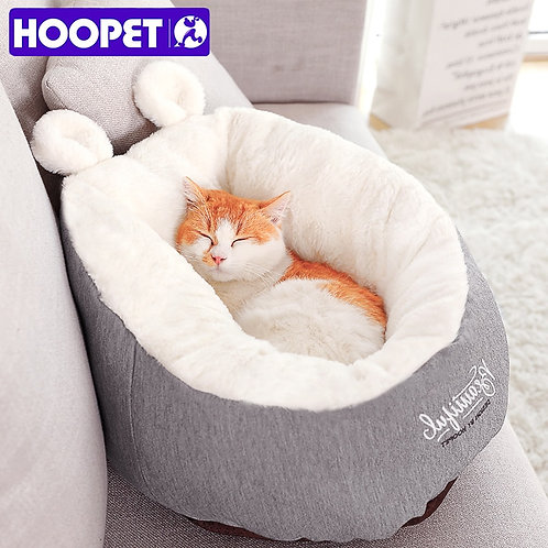 HOOPET Warming House Pet Bed