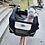 Thumbnail: Foldable Bicycle Pet Basket Carrier