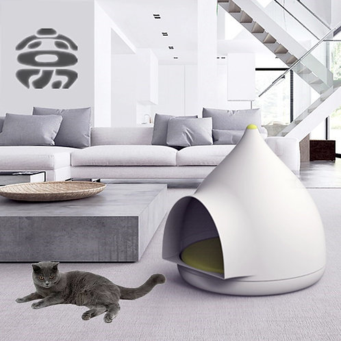 Water Drip Cat Bed