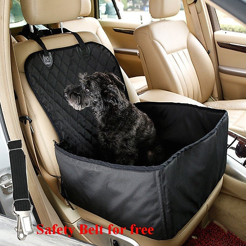 2 in 1 Car Front Pet Seat