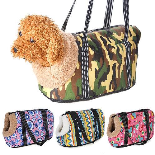Cozy & Soft Pet Carrier Bag