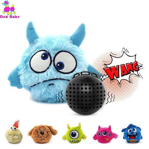 Automatic Electronic Shake Crazy Plush Toy