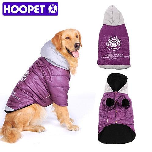 HOOPET Big Dog Coat