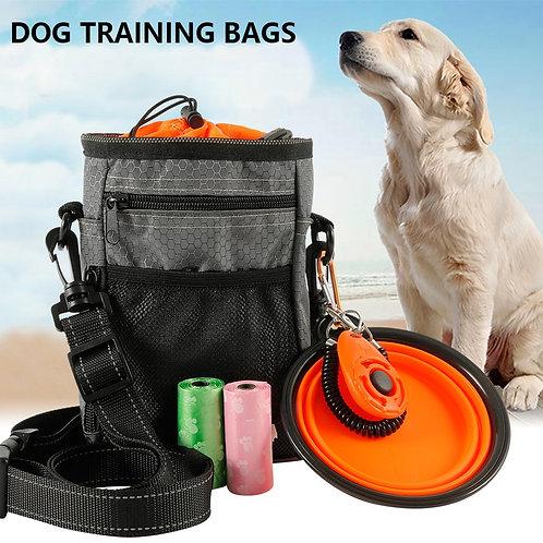 Multi-Function Dog Training Portable Outdoor Bag