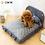 Thumbnail: Sofa Blanket Cushion Bed