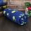 Thumbnail: Soft Cute Paw Print Fleece