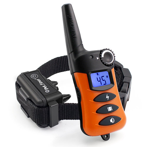 Electronic Training Shock Collars With 300M Remote
