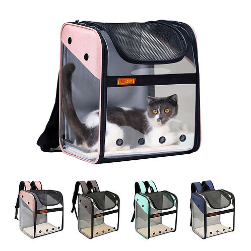 Pet Breathable Space Travel