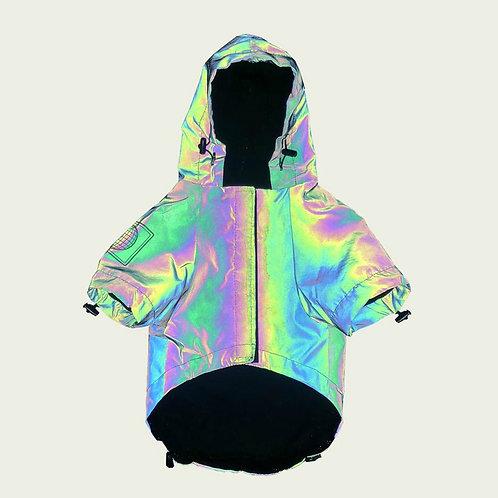 Adidog Reflective Coat