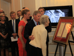 Raoul Wallenberg Awarded Congressional Gold Medal | Mark Brzezinski for the Huffington Post