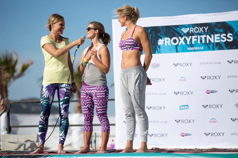 Roxy Fitness
