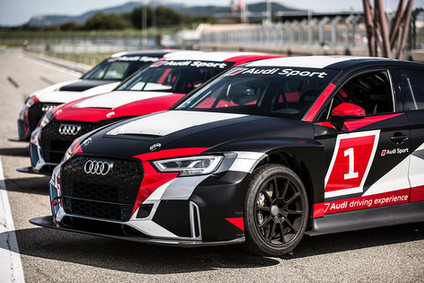 Evènement Audi Castellet