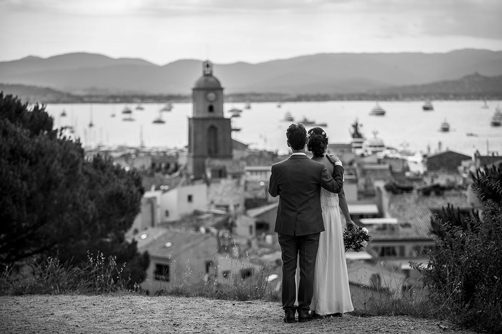 Photographe de Mariage St Tropez