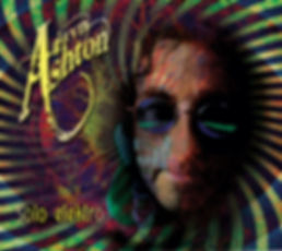 Gwyn Ashton International Recording Artist, One-Man alt Progressive blues band Solo Elektro