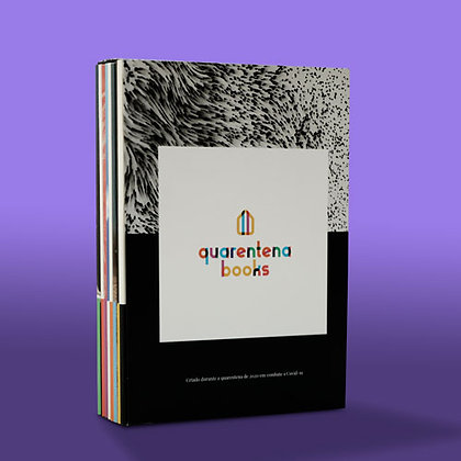 Box Quarentena Books