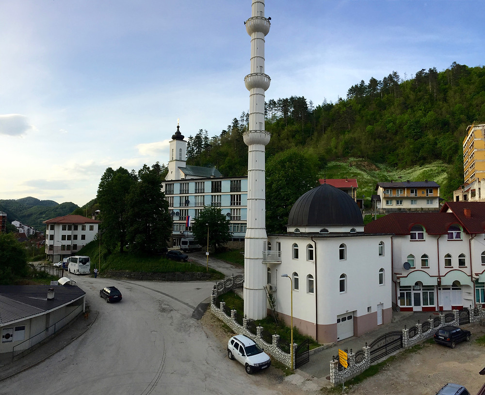 The valley of Srebrenica