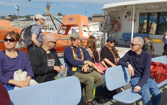 Relive and Experience: Bearing Witness in Finland