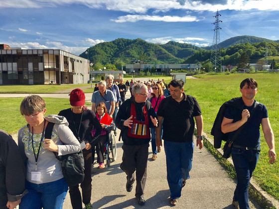 Bearing Witness Retreat in Bosnia Herzegovina