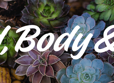 MIND, BODY & SOIL SUBSCRIPTION